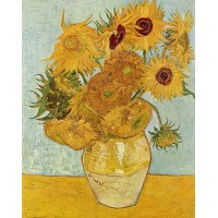 Van Gogh - Slnečnice