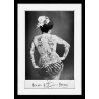 Tetovaná dáma