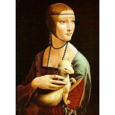 Da Vinci - Dáma s hranostajom