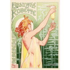 Magnetka Absinthe Robette