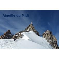 Magnetka Aiguille du Midi