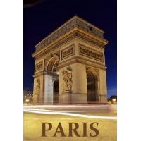 Paríž - Víťazný oblúk