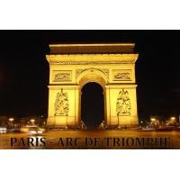 Paríž - Víťazný oblúk 2