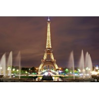 Paríž - Eiffelova veža 2