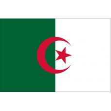 Magnetka vlajka Alžírsko