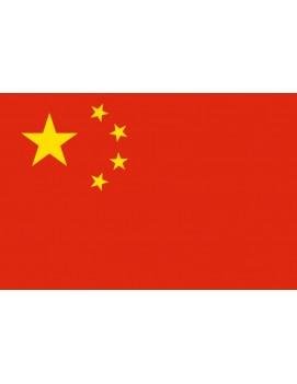 Magnetka vlajka Čína
