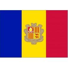 Magnetka vlajka Andorra