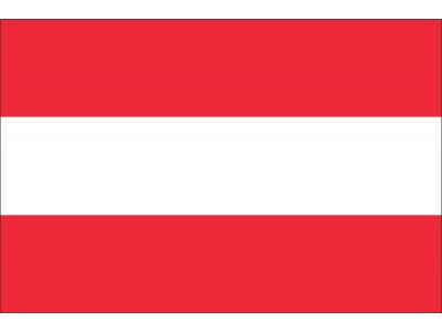 Magnetka vlajka Rakúsko