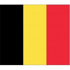 Magnetka vlajka Belgicko