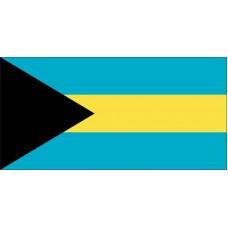 Magnetka vlajka Bahamy
