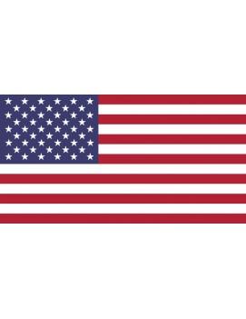 Magnetka vlajka USA - Spojené štáty americké