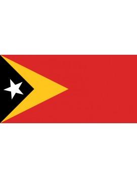 Magnetka vlajka Východný Timor