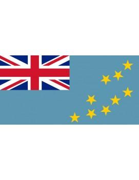 Magnetka vlajka Tuvalu