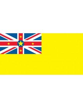Magnetka vlajka Niue