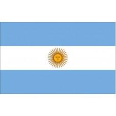 Magnetka vlajka Argentína
