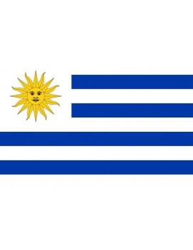 Magnetka vlajka Uruguaj