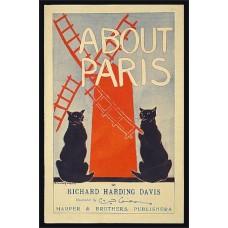 Magnetka About Paris