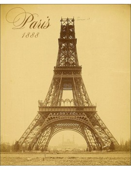 Magnetka Paris 1888
