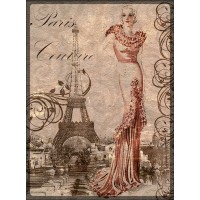 Magnetka Paris Couture