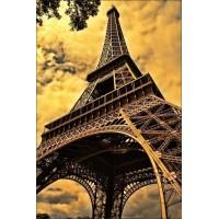 Magnetka Paríž - Eiffelova veža