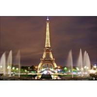 Magnetka Paríž - Eiffelova veža 2