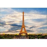 Magnetka Paríž - Eiffelova veža 3