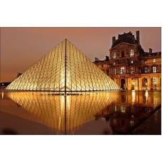Magnetka Paris Louvre
