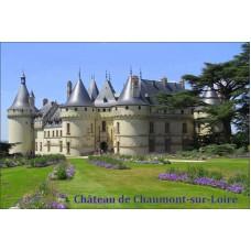Magnetka Chateau de Chaumont-sur-Loire