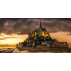 Magnetka Mont Saint Michel 2