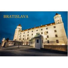 Magnetka Bratislavský hrad