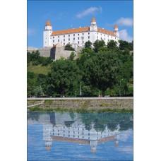 Magnetka Bratislavský hrad II