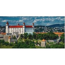 Magnetka Bratislavský hrad III