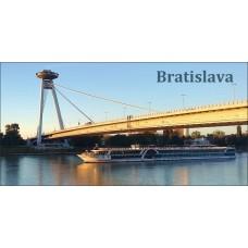 Magnetka Bratislava - Most SNP