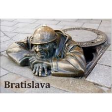 Magnetka Bratislava - Čumil