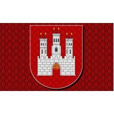 Magnetka Bratislava - mestský erb