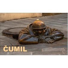 Magnetka Bratislava - Čumil II