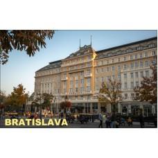 Magnetka Bratislava - Hotel Carlton
