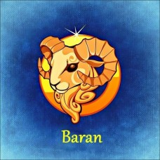 Magnetka Znamenie Baran