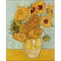 Magnetka Van Gogh - Slnečnice