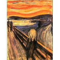 Magnetka Munch - Výkrik