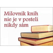 Magnetka Milovník kníh