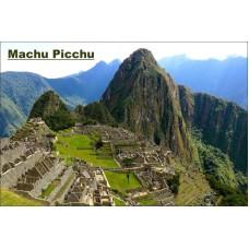 Magnetka Machu Picchu