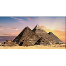 Magnetka Pyramídy