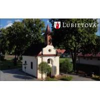 Magnetka Ľubietová - Kaplnka svätého Jána Nepouckého