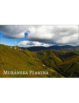 Magnetka Národný park Muránska planina II