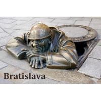 Bratislava - Čumil