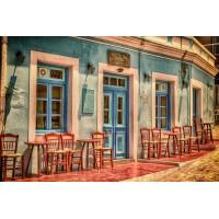 Magnetka Grécka kaviareň