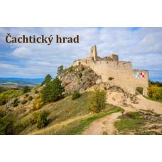 Čachtický hrad III