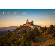 Čachtický hrad IV
