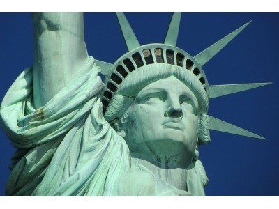 Socha slobody - New York